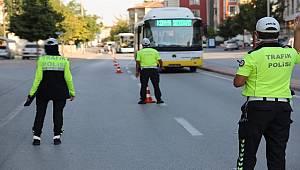 Konya Trafik Denetleme Şube Müdürlüğü Ekiplerimizin Başarılı Çalışmaları