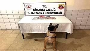 Kütahya'da Jandarma'dan uyuşturucu operasyonu, 3 gözaltı