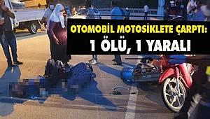 Kütahya Gediz'de meydana gelen Trafik Kazasında 1 kişi hayatını kaybetti