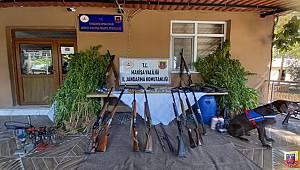 Manisa İl Jandarma Komutanlığından Başarılı Operasyon
