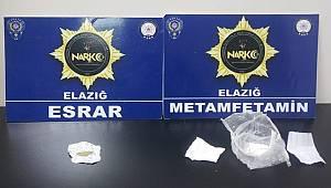 Narkotik Suçlarla Mücadele Şube Müdürlüğünden Başarılı Çalışmalar