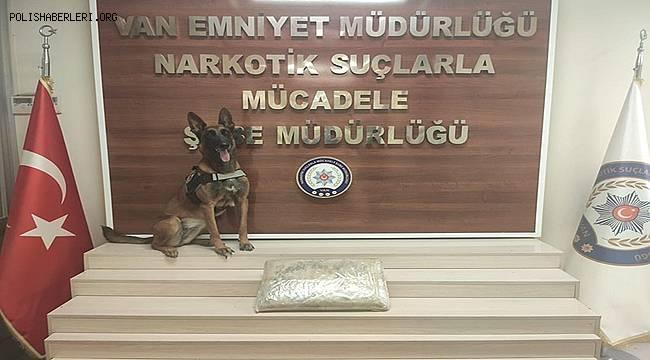 Van İl Emniyet Müdürlüğü Uyuşturucuya Geçit Yok