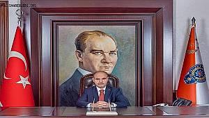 Emniyet Genel Müdürümüz Sn. Mehmet Aktaş'ın 29 Ekim Cumhuriyet Bayramı Kutlama Mesajı