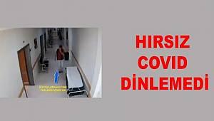 Gaziantep'te Hastaneden telefon hırsızlığı yapan şüpheli tutuklandı