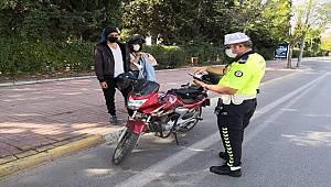 """""""Hayatıma Kastım Yok, Kaskım Var"""" Projesi Çalışmaları"""