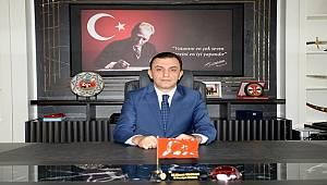 İl Emniyet Müdürümüz Sayın Mehmet Murat ULUCAN'ın 29 Ekim Cumhuriyet Bayramı Kutlama Mesajı