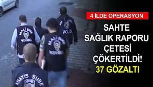 İstanbul Mali Suçlarla Mücadele Ekipleri Örğüte yönelik Eş zamanlı Operasyon Gerçekleştirdi