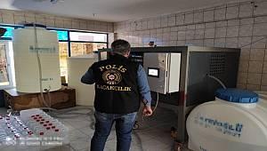 KOM Şube Müdürlüğü Ekipleri Esenyurt'ta Operasyon Gerçekleştirdi