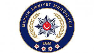 Mersin Emniyet Müdürlüğü Covid-19 Denetimleri Kapsamında Maske,Mesafe Ve Esnaf Denetimi