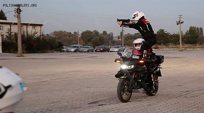 Motosikletli Polis Timleri (Yunus) Kuruluş ve Sertifika Töreni gerçekleştirildi