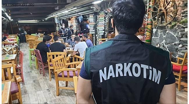 Narkotik Suçlarla Mücadele Şube Müdürlüğü ile Nilüfer İlçe Emniyet Müdürlüğünce Narkotik Uygulaması yapıldı