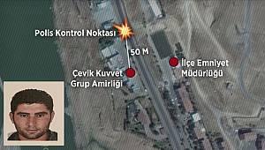 Cizre'deki saldırının planlayıcısı terörist MİT'in başarılı operasyonuyla etkisiz hale getirildi