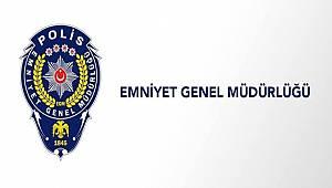 Emniyet Genel Müdürlüğü 16.11.2020 Tarihli Basın Açıklaması