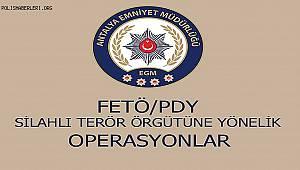 FETÖ/PDY Silahlı Terör Ör gütüne Yönelik Yapılan Çalışmalar