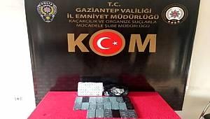 Gaziantep Polis, telefon kaçakçılarına göz açtırmıyor