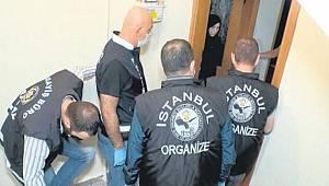 İstanbul Merkezli 7 İlde FETÖ Operasyonu 19 kişi Gözaltına alındı