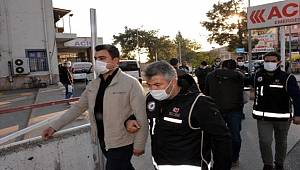 Kahramanmaraş'ta düzenlenen FETÖ operasyonunda 8 kişi gözaltına alındı