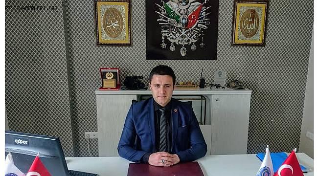 Polis Haberleri Başkanımız Mehmet Altunova'nın Öğretmenler Günü Mesajı