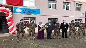 Şehit komiser yardımcısı Güler adına Kocaeli'de oluşturulan kütüphane doğum gününde açıldı