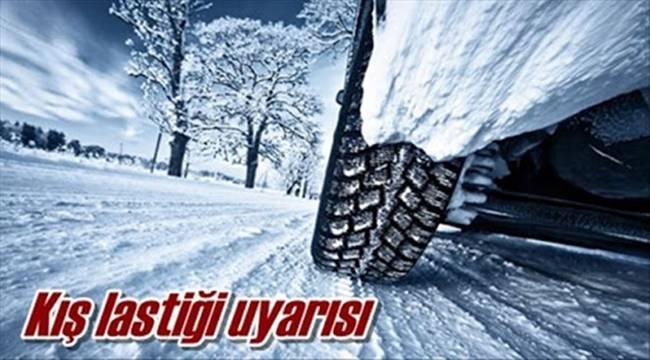 Bursa Valiliğinden Uyarı, Kış Lastiği Uygulaması 1 Aralık'ta başlıyor