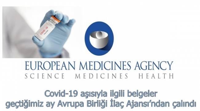 Bilgisayar korsanları, Covid-19 aşı belgelerini sızdırdı