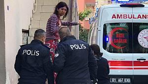 Adana'da evinin ikinci katındaki balkondan düşen kişi, ağır yaralandı
