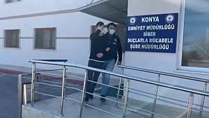 Konya'da 'Yasa dışı' bahis oynatan şüphelilere Siber'den Operasyon