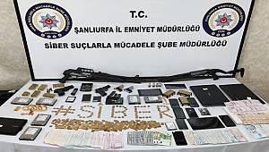 Şanlıurfa Merkezli Yapılan Operasyonda Gözaltına Alınan Şahısların Adli Mercilerce Verilen Kararları