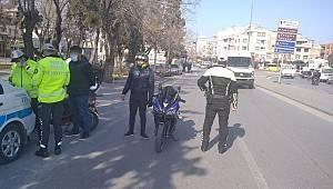 Ülke Genelinde Motosiklet ve Motorlu Bisiklet Denetimi Gerçekleştirildi