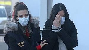 Adana'da yakalanan YPG'li teröristi sınırdan geçiren kadın 4 dil biliyor