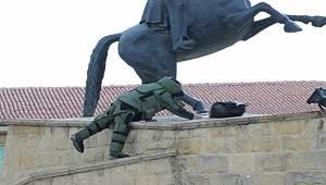 Gaziantep'te şüpheli paket vatandaşı korkuttu