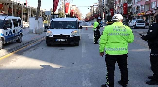 Malatya'da, Covid-19 kurallarına uymayanlara ceza yağdı
