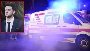 Nazili'de Banyoda düşen 19 yaşındaki genç öldü