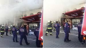 Şahinbey'de Vatandaşı Korkutan Yangına İtfaiye Ekipleri Seferber oldu