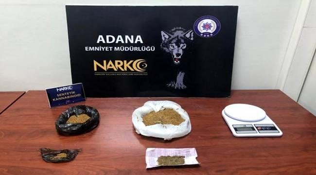 Adana'da Bir haftada 17 torbacı tutuklandı