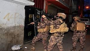 Adana Merkezli 4 İlde Uyuşturucu Operasyonu Gerçekleştirildi