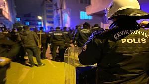 Bursa'da Çevik Kuvvet ekipleri husumetli aileleri havaya ateş açarak dağıttı