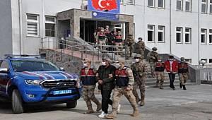 Gaziantep'te PKK'ya düzenlenen operasyonda 1 şüpheli tutuklandı