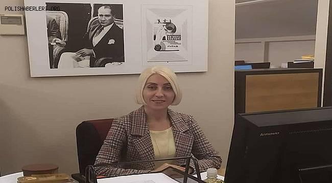 İstanbul Bölge Müdürümüz Elif Kalaycıoğlu'nun Polis Haftası Mesajı