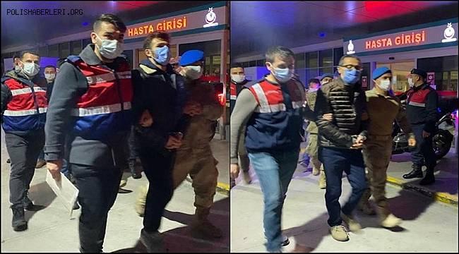 İzmir'de MİT Destekli Terör Operasyonunda sözde Asayiş yapılanmasındaki isim yakalandı