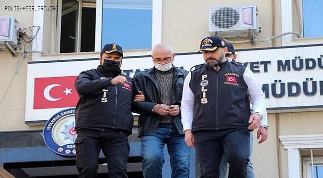 Kartal'da Avukatlık Bürosunda 4 kişiyi öldüren zanlı Adliyeye sevk edildi