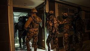 MİT ve Emniyet'ten ortak operasyon, Eylem hazırlığındaki 14 IŞİD'li yakalandı