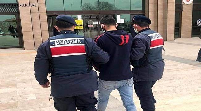 Nevşehir'de 4 yıl 2 ay hapis cezası ile aranan firari yakalandı