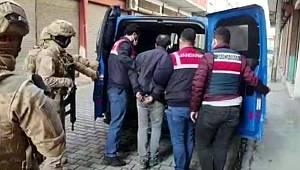 Osmaniye Merkezli 11 İlde Terör Örgütü DEAŞ Operasyonu Düzenlendi