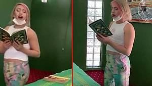 Türbede saygısızlık yapıp TikTok'ta video çeken şüpheli serbest bırakıldı