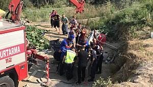 Adana'da su kuyusunda çalışma yapan 3 kişi hayatını kaybetti