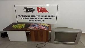 Antalya'da kumar operasyonunda 16 kişiye 71 bin 376 TL ceza