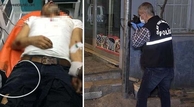 Bursa'da bir adam eşini mesaj atarak taciz eden kişiyi 10 yerinden bıçakladı