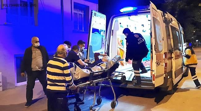 Bursa'da evinde baygın halde bulunan şeker hastası kadını polis kurtardı