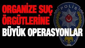 İstanbul'da 'Sarallar' organize suç örgütüne yönelik operasyonda 4 şüpheli tutuklandı